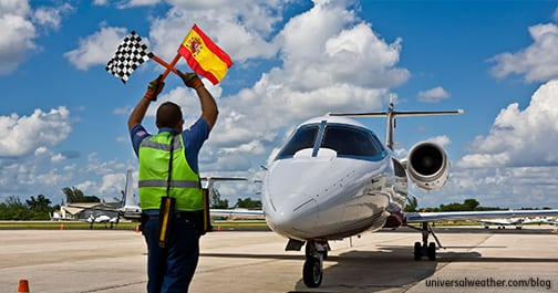 BizAv Trip Planning: Spanish F1 Grand Prix 2016 – Part 1: Airport and Parking Options