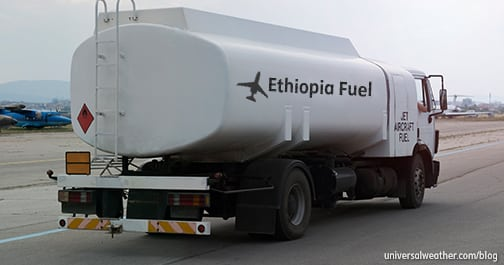Operating to Ethiopia: Fuel, Additional Services and Security