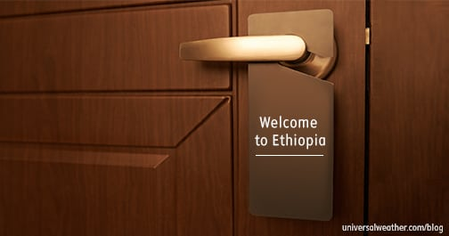 Business Aircraft Ops to Ethiopia: Hotel, Local Area & Weather
