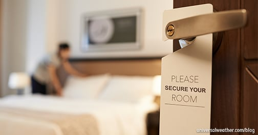 Hotel Security for Business Aviation Travel – Part 1: General Considerations