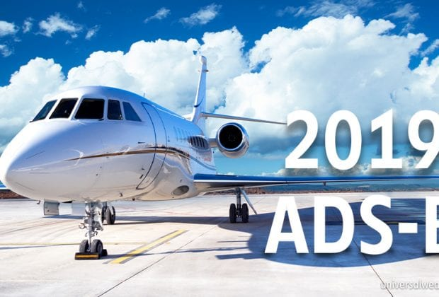 ADS-B for 2019 and Beyond