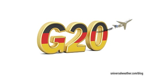 BizAv Trip Planning: G20 Summit in Hamburg: Airports, Alternates, Parking & Special Considerations