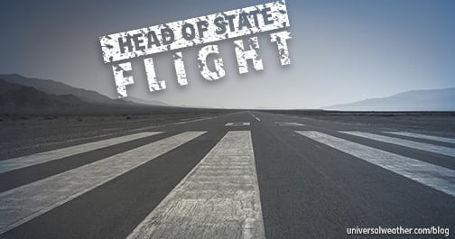 Head of State Flights – Part 2: Permit and Service Considerations