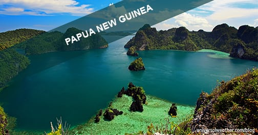 Transiting Papua New Guinea – Operational Tips for Bizav