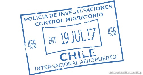 Business Aircraft Ops to Chile: CIQ Clearance