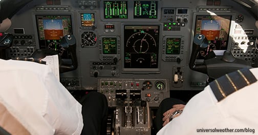 Business Aircraft Ops to Chile: Flight Planning and Weather