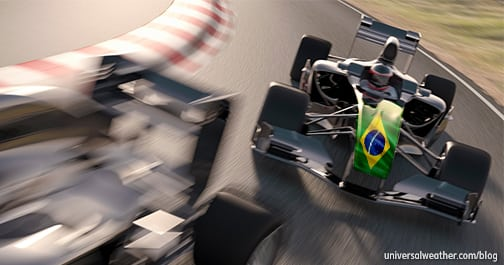 Brazil Formula One Grand Prix in Sao Paulo – Part 2: Alternate Airports & CIQ
