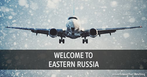 Operating to Eastern Russia – Part 1: Airports & Operations