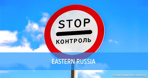 Operating to Eastern Russia – Part 2: Permits, Revisions and CIQ