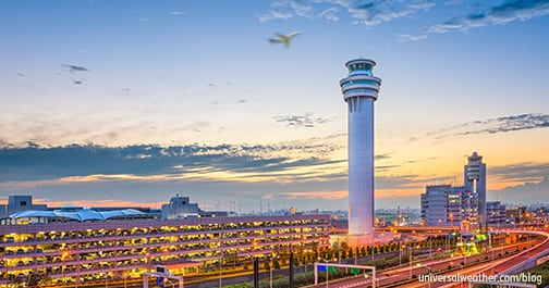 Operating to Japan – Part 1: Airports & Parking