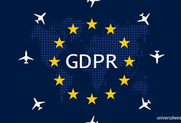 GDPR and Business Aviation – What you need to know.