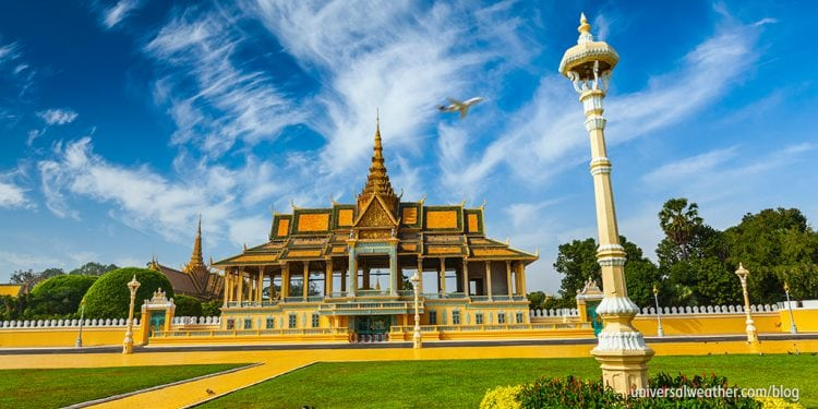 Operating a business jet to Cambodia – less flexibility with