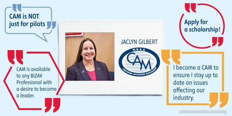 What is a Certified Aviation Manager (CAM) and why should I become one?