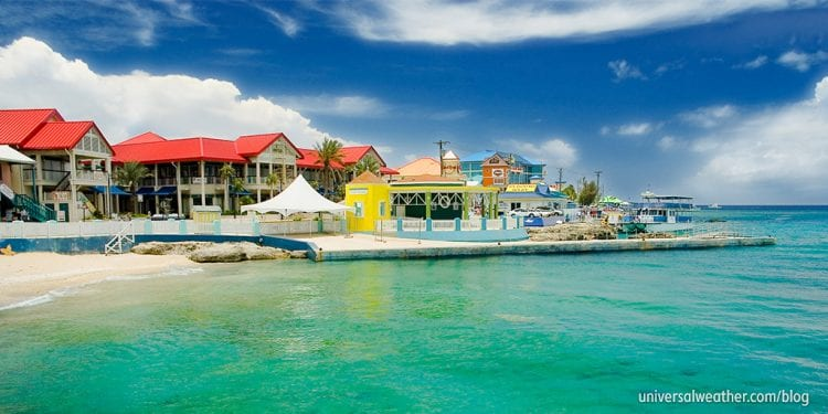 NEW TEMPORARY CAYMAN ISLANDS PEAK SEASON SLOT RESTRICTIONS AT MWCR