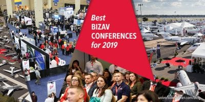 The Best Business Aviation Conferences for 2019