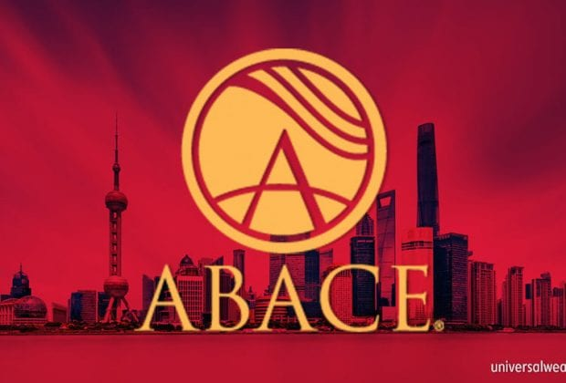 TRAVELING TO ABACE IN SHANGHAI