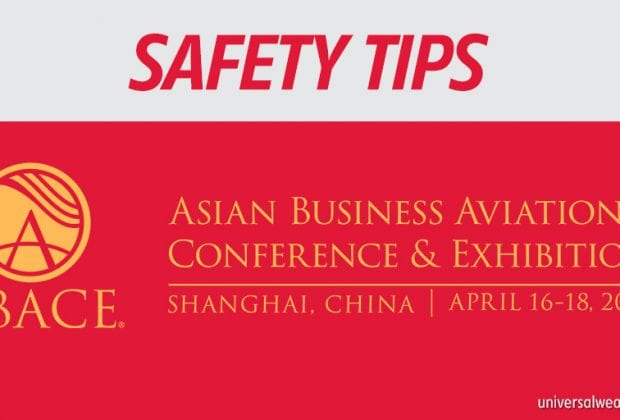 Traveling to ABACE: Safety Tips & Best Practices