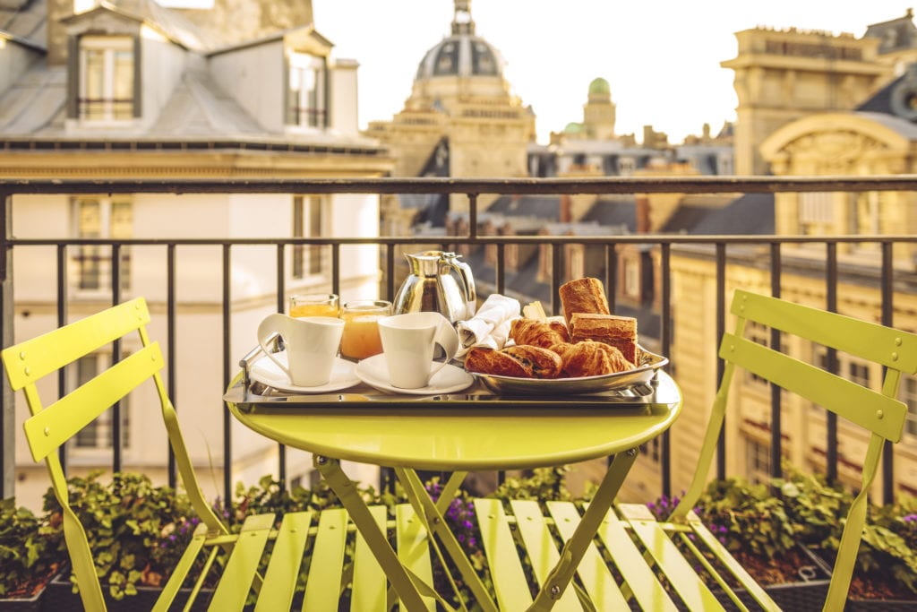 Paris hotels and catering