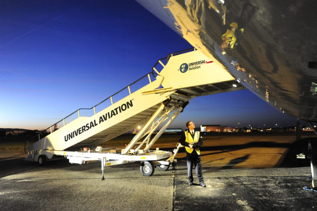 Universal Aviation Stansted