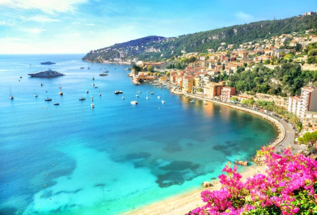 South of France business aviation destination guide
