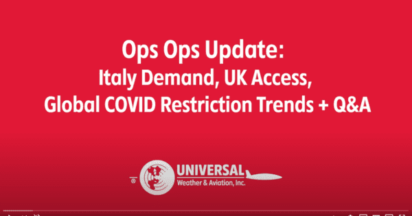 [Video] Global COVID Entry Restrictions Update, July 2021