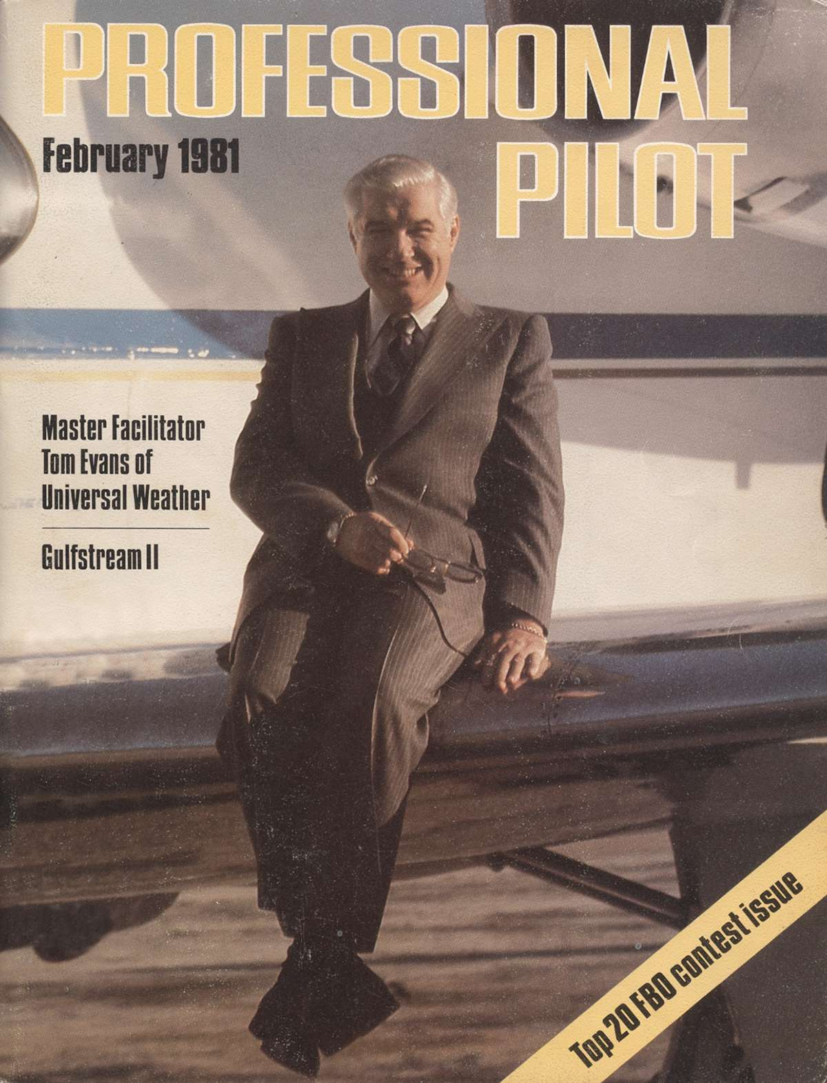 Our History | Universal Weather and Aviation, Inc
