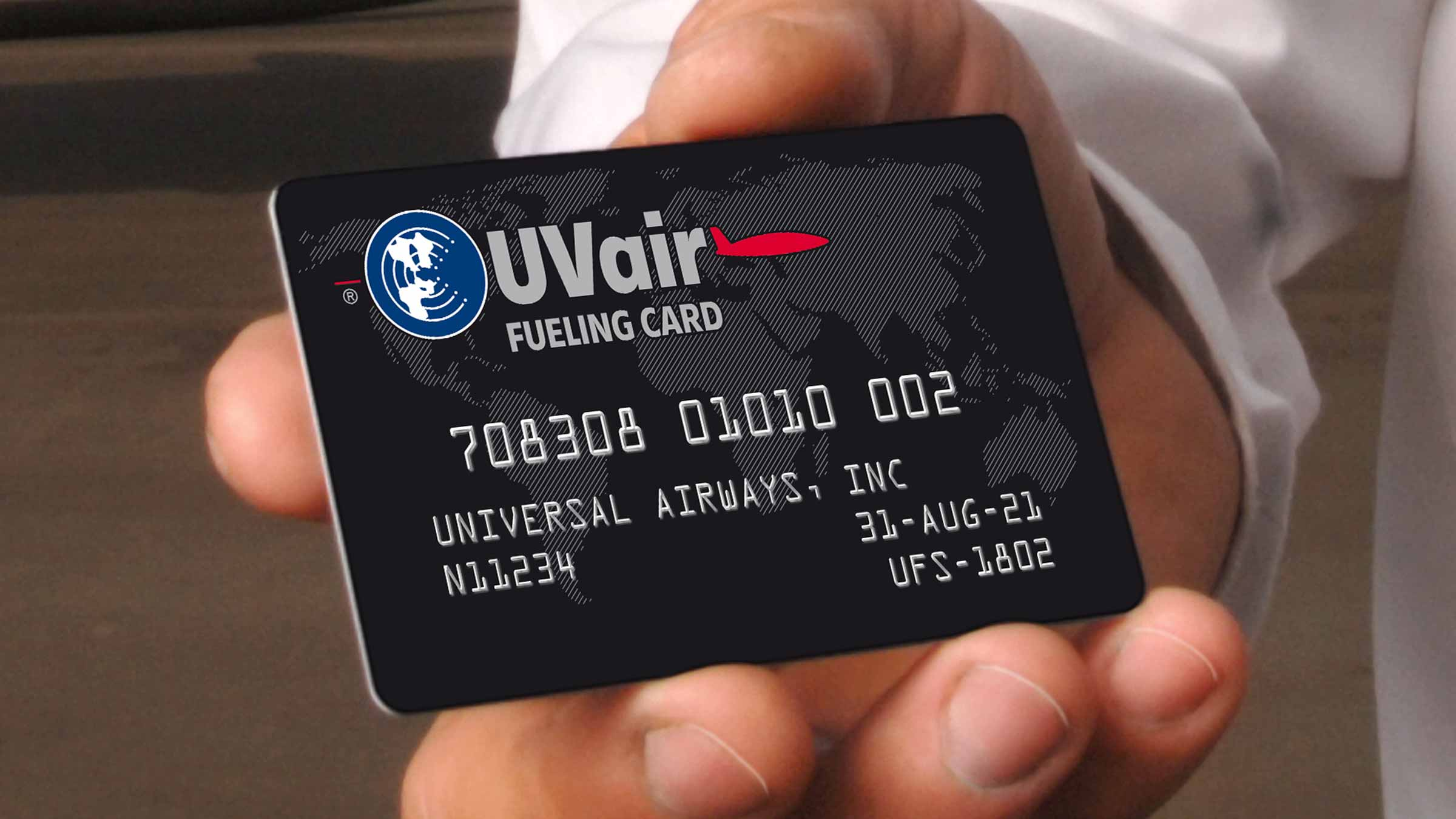 Universal electronic card. How to refuse a universal electronic card