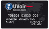 UVair® Fueling Card