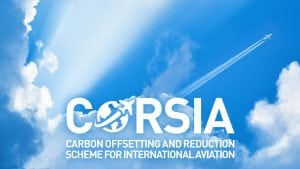 CORSIA - Carbon Offsetting and Reduction Scheme for International Aviation