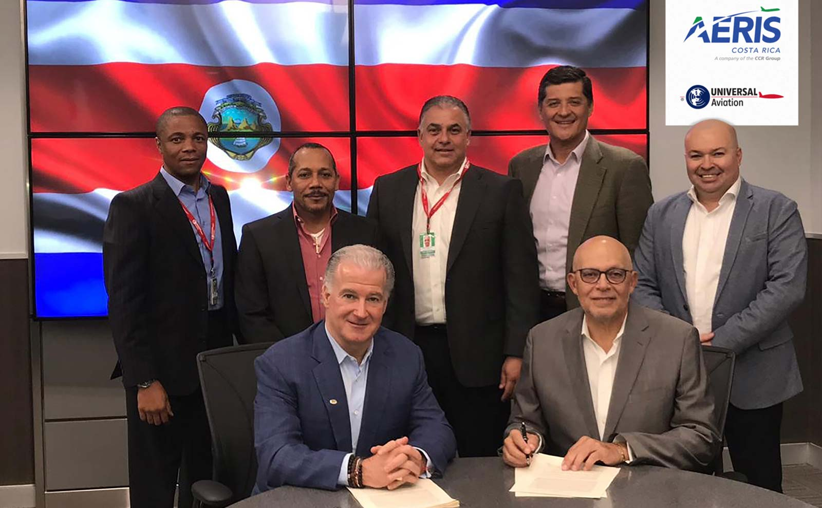 Universal Aviation part of consortium chosen to build and manage Costa Rica's first General Aviation Terminal