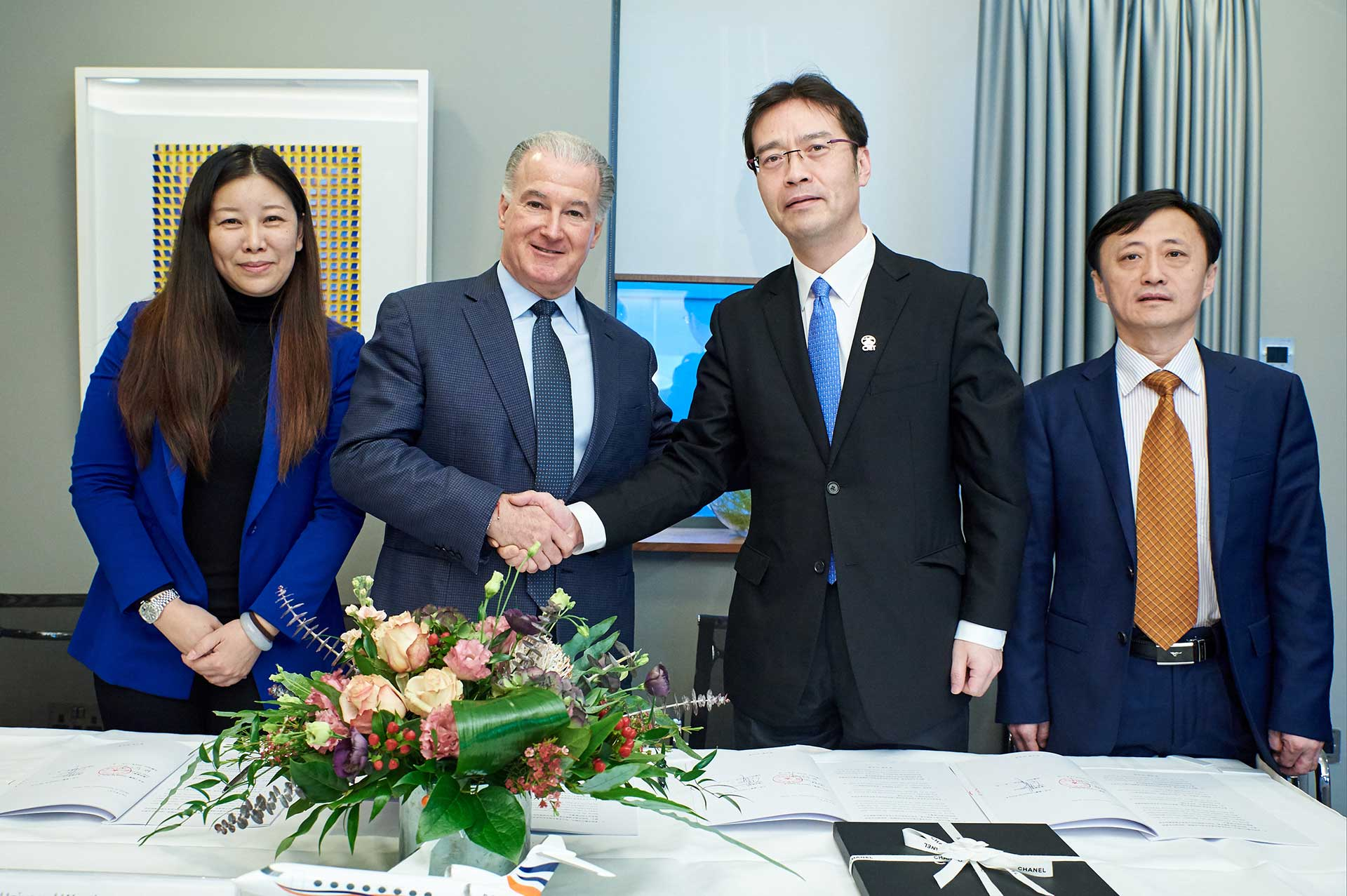 Universal partners with CJET to enhance service levels at Beijing Capital Airport (ZBAA)