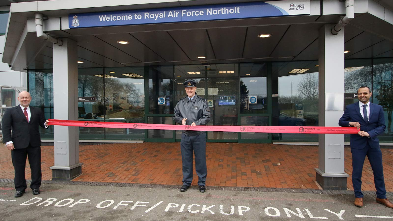Universal Aviation UK – London Northolt now open and supporting missions